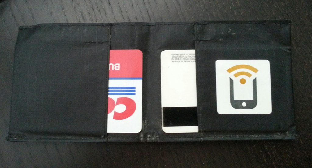 Trimming your wallet with Evernote and NFC | Michael Kizer